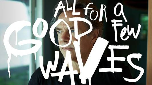 David Carson - All For a Few Good Waves on Vimeo