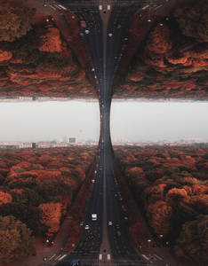 Disorienting Landscape Manipulations by Laurent Rosset