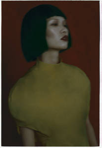shape, woman - hansol choe