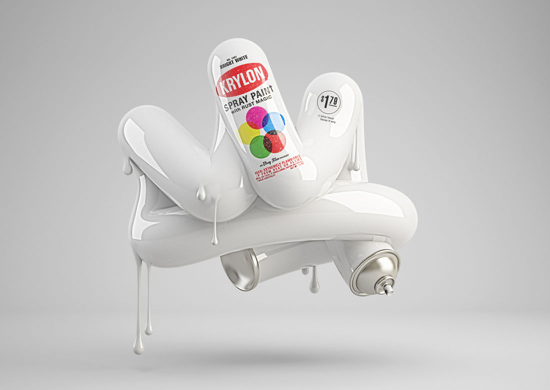 The Krylon Fam on Behance
