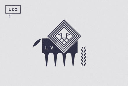 Zodiac Signs on Behance