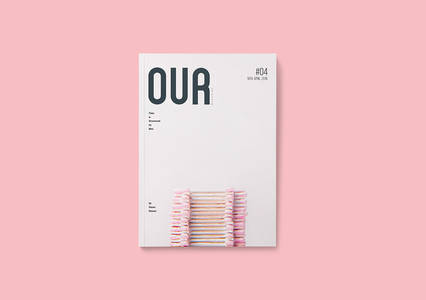 OUR MAGAZINE on Behance