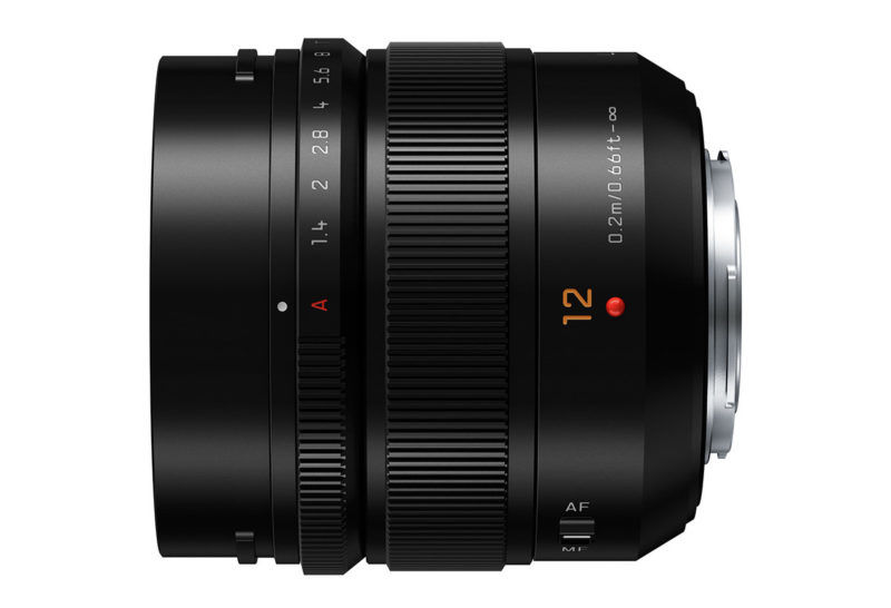 Panasonic Unveils Ultra-Wide Splash-Proof Leica DG Summilux 12mm f/1.4
