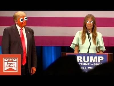 A Message From Melania Trump - YouTube