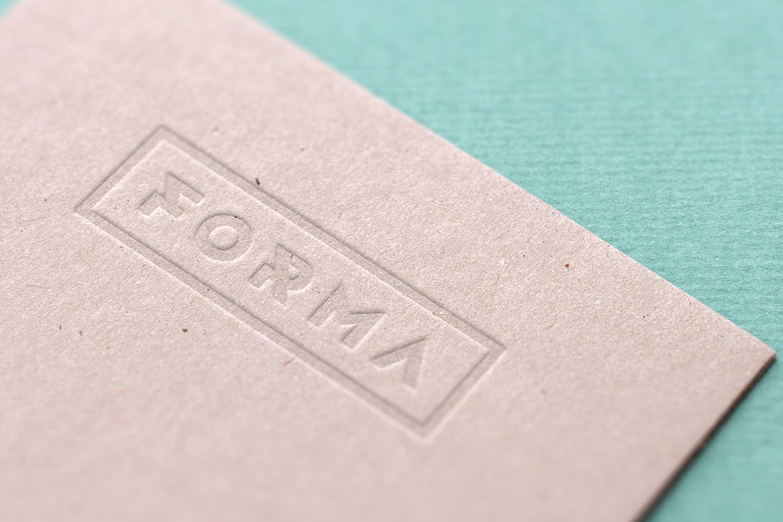 Logo Mockup Pack. Paper Edition on Behance