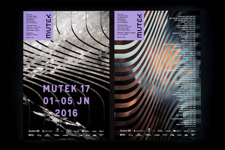 Mutek17 on Behance