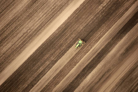 Smithsonian Magazine — Photo of the Day: Florida's Fields From Above...