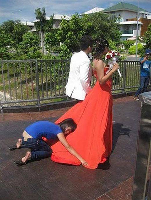What Asian Wedding Photographers Do For the Perfect Shot