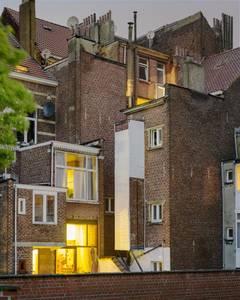 Jordi Huisman Photographs the Overlooked Side of Buildings: the Back | Fotografia Magazine