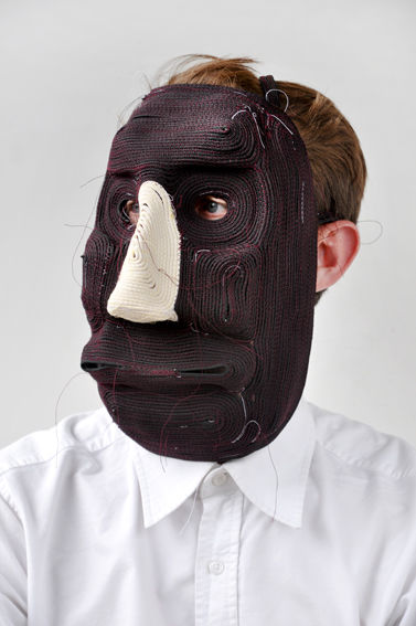 Studio Bertjan Pot  » Blog Archive   » Masks | 2010 – ongoing