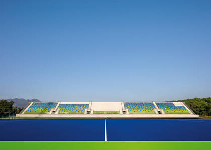 Deodoro Olympic Park will host sporting events for Rio 2016