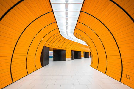 Chris Forsyth photographs Europe's metro stations | Wallpaper*