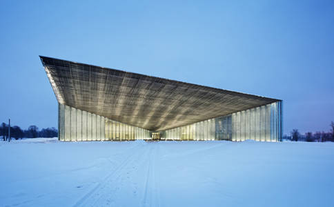 Gallery of Estonian National Museum / DGT Architects (Dorell.Ghotmeh.Tane) - 1