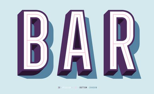 Frontage Condensed Typeface on Behance