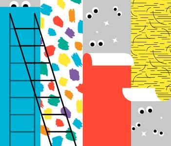 Window Art For Generator Hostel Stockholm on Behance