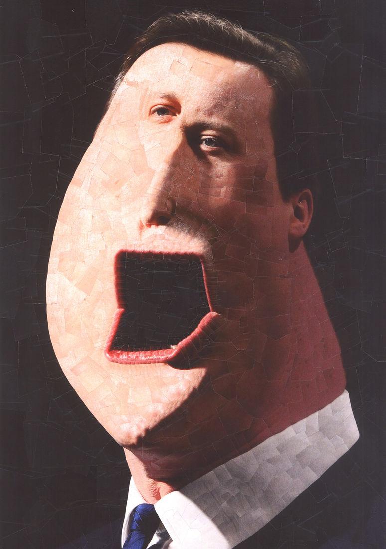 Political Portraiture Pt.2 on Behance