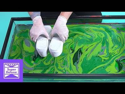 Paint Dipping | Stoned Mode - YouTube