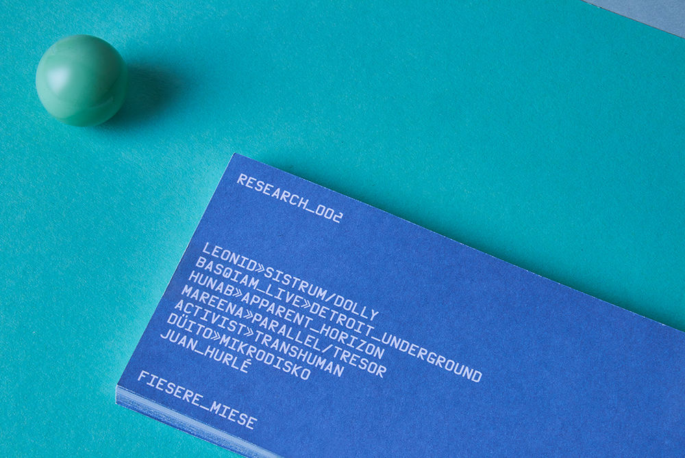 Research on Behance