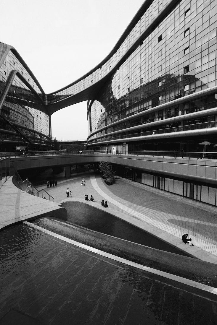 Many Faces Of Shanghai on Behance