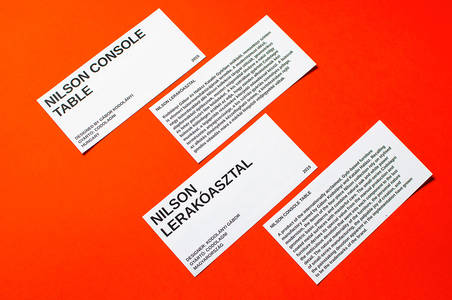 CENTRAL VALUES – BUDAPEST DESIGN WEEK 2016 on Behance