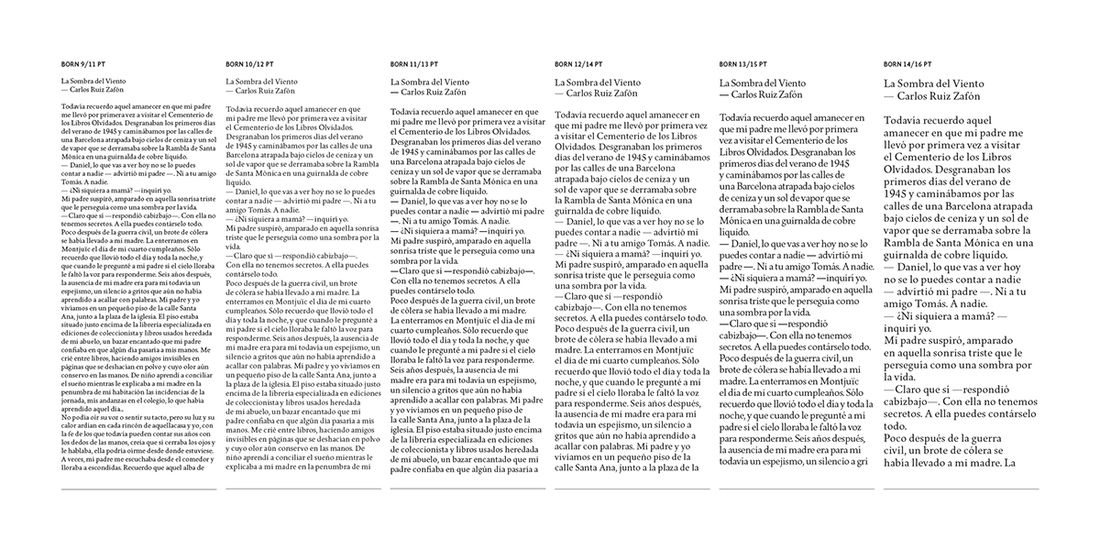 Born Typeface (Free Font) on Behance