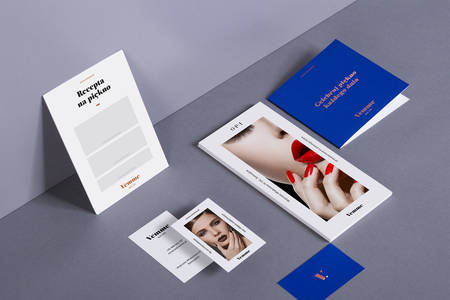 Vemme Day Spa on Behance