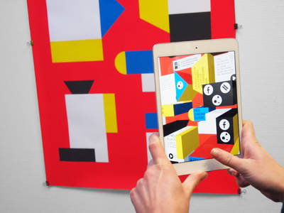 Le graphisme augmenté - Final project on Behance