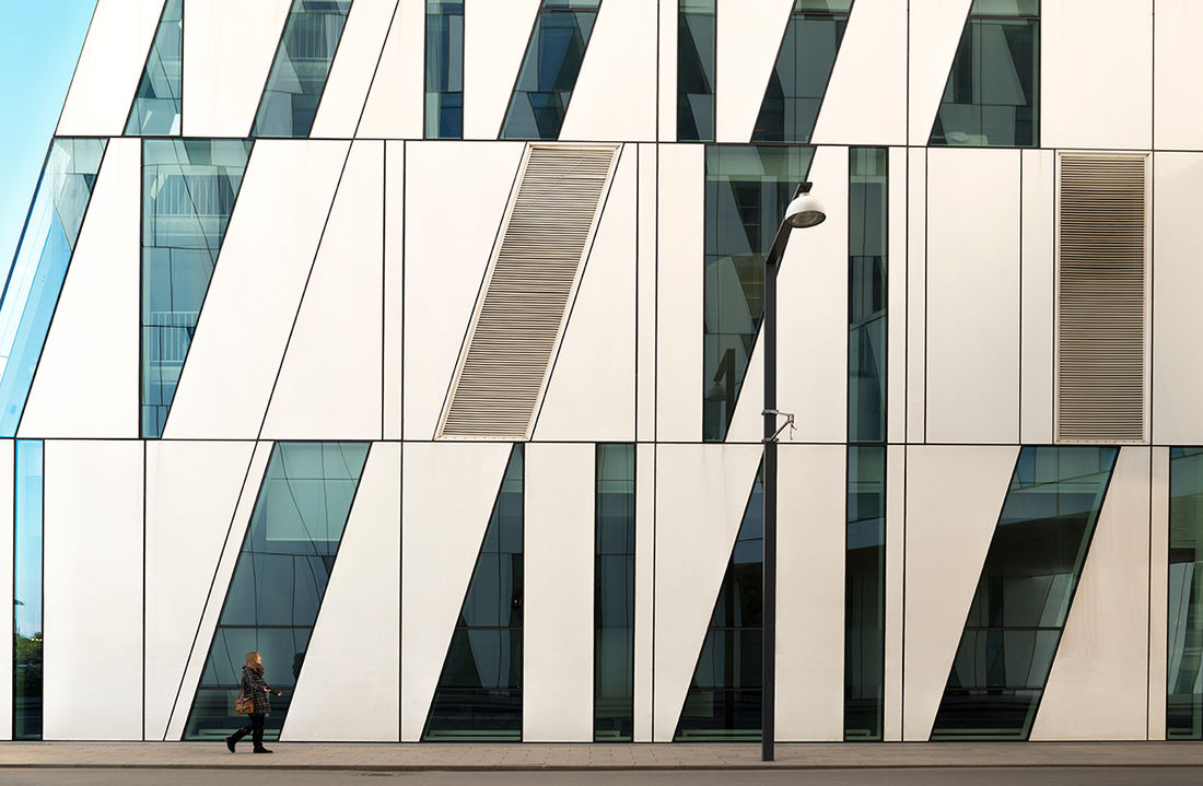 URBAN GEOMETRY // COPENHAGEN (II) on Behance