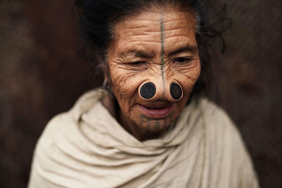 Apatani tribe on Behance