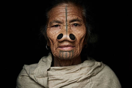 Apatani tribe on Behance