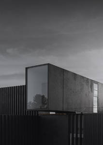Rain house on Behance