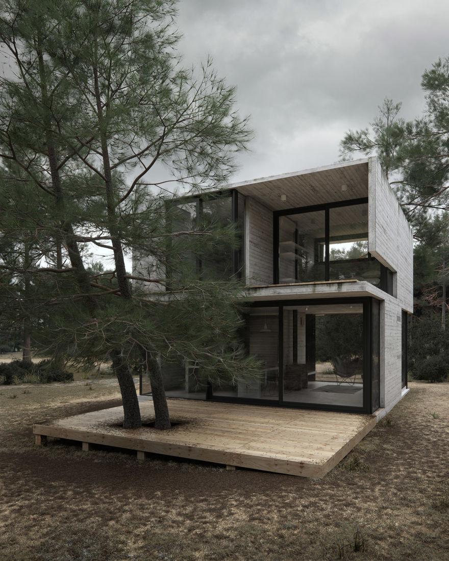 H3 House - Luciano Kruk on Behance