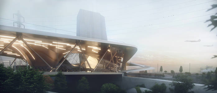 L.A.R STATION on Behance