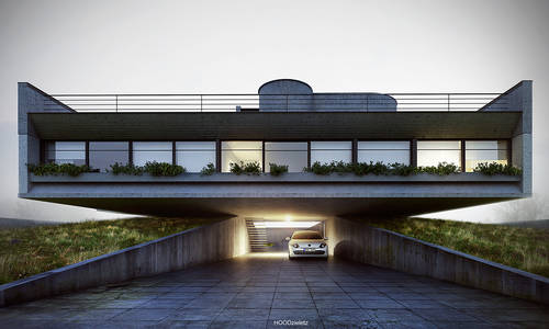 House no. 173 on Behance