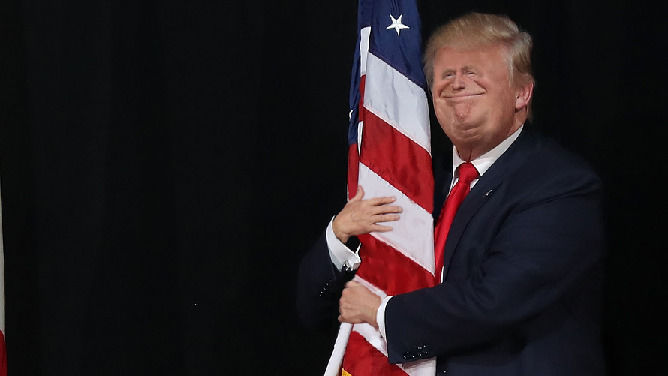 Tiny Face Trump