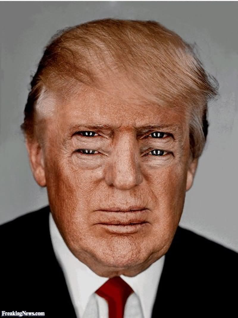 Donald-Trump-With-Illusion-Face-Very-Funny-Photoshopped-Image.jpg (800×1067)