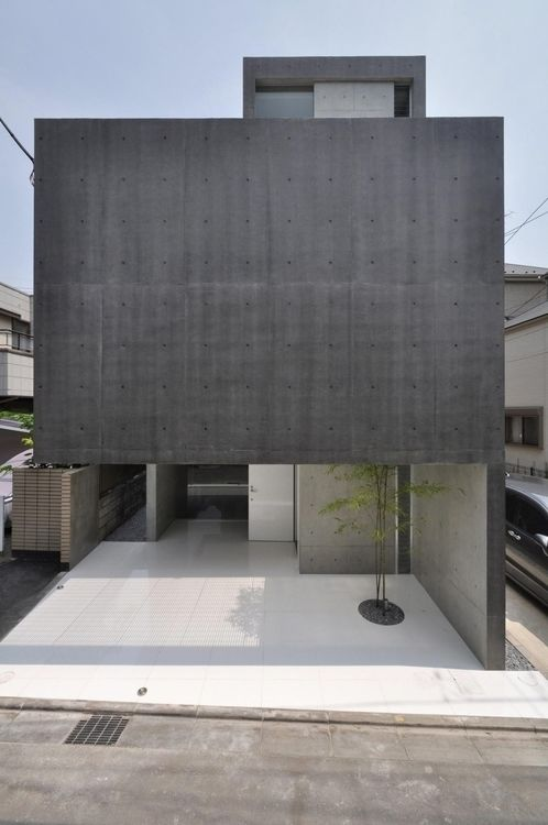 House in Kaijin - from @matthewbrooks on Ello.