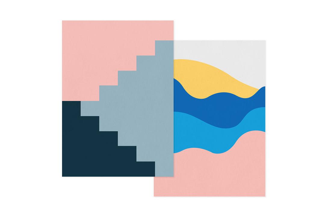 Basic Prints on Behance