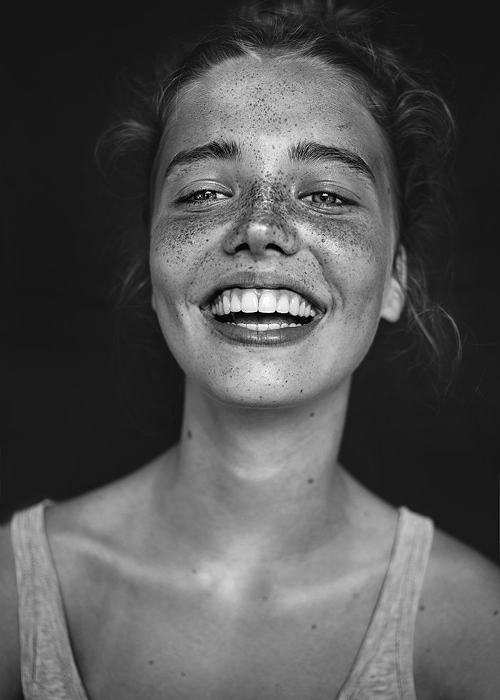 Portraits of Jasmin. on Behance