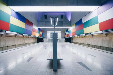Underground Symmetry on Behance