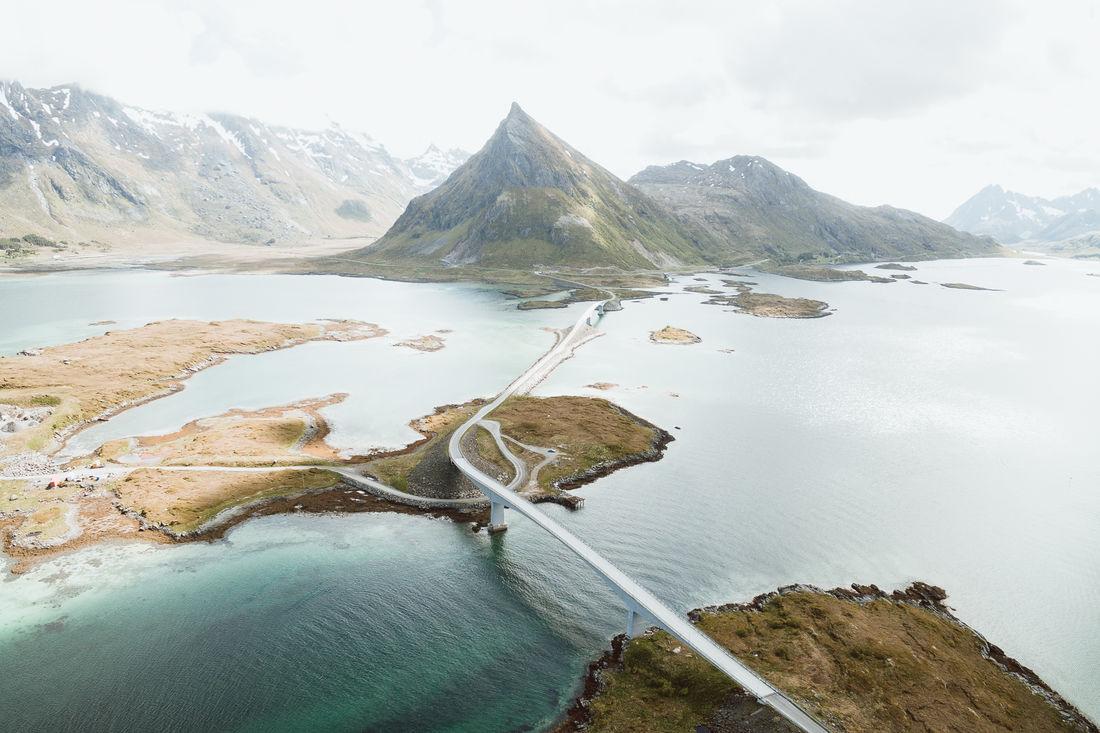 All sizes  Lofoten Island Roads | Flickr - Photo Sharing!