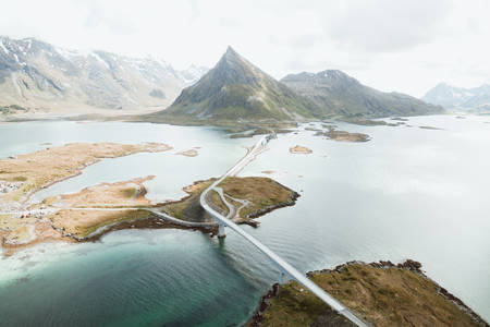 All sizes  Lofoten Island Roads | Flickr - Photo Sharing!