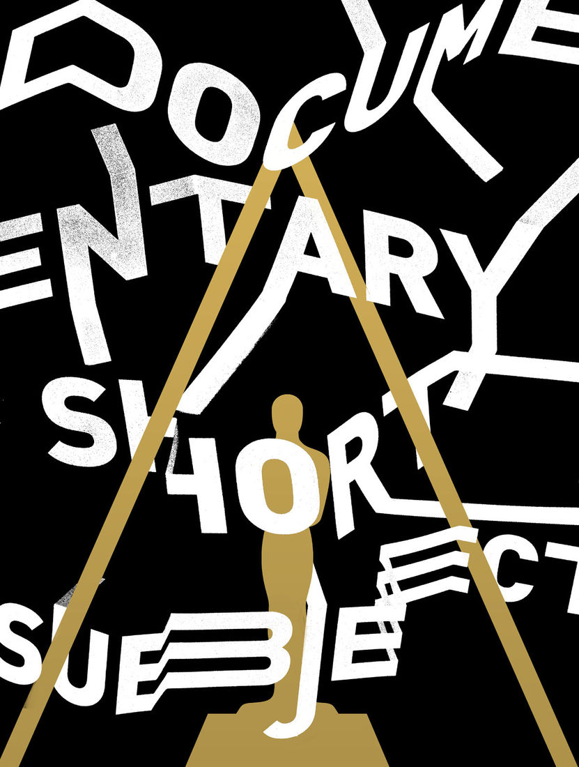 The Oscars - Short Film posters on Behance