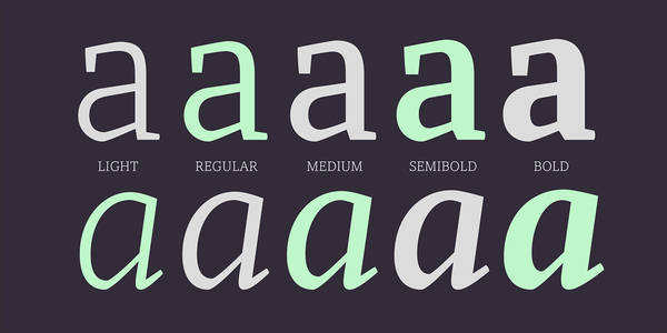 Recia Typeface on Behance
