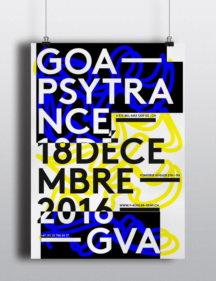 Poster – Music on Behance
