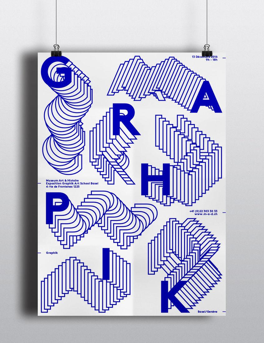 Poster – Graphik on Behance