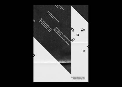 EXPERIMENTAL POSTERS on Behance