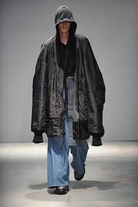 It's Nice That  Sam Thompson and George Oxby's masked, multi-layered figures win LCF Collection of the Year