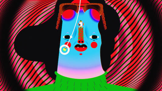 It's Nice That  Prada enlists Wong Ping and five other illustrators for animated campaign