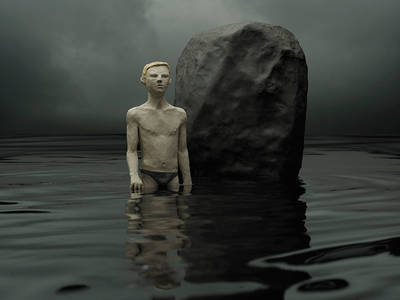 It's Nice That  Wilfrid Wood's sculptures take a dip in collaborative project with photographer Stephen Lenthall